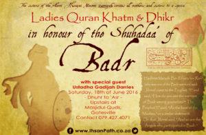 Badr Khatm